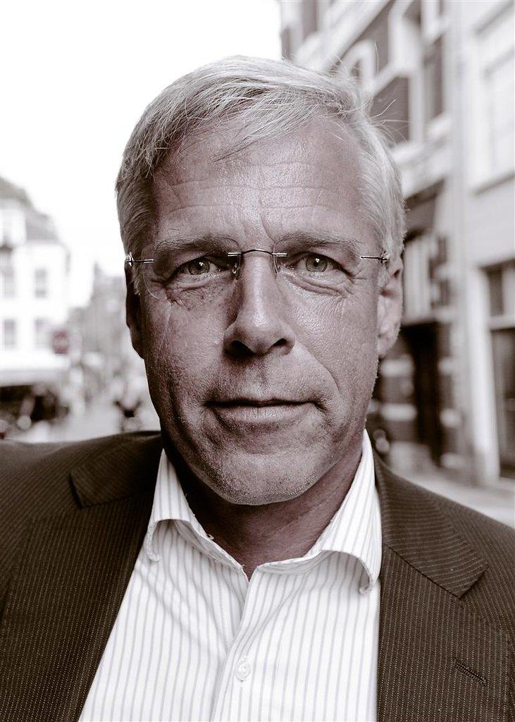 Business man in Utrecht